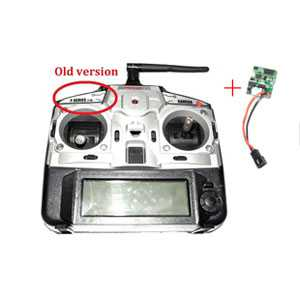 MJX F39 Spare Parts: Remote Control/Transmitter(old)+PCBController Equipement