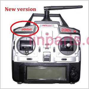 MJX F45 Spare Parts: Remote Control/Transmitter(new)
