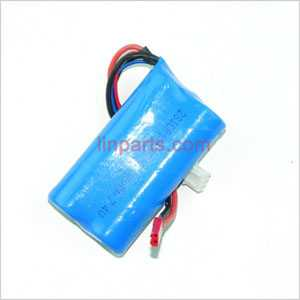 MJX F45 Spare Parts: Body battery(7.4 1500amh)