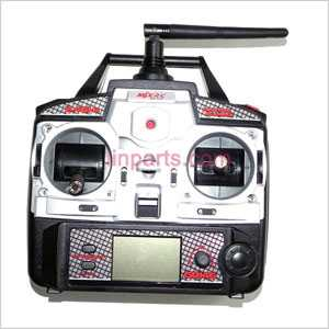 MJX F647 F47 Spare Parts: Remote Control\Transmitter