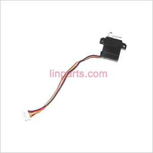 MJX F647 F47 Spare Parts: Servo(Left side)