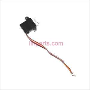 MJX F647 F47 Spare Parts: Servo(Right side)
