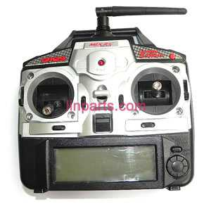 MJX F49 F649 helicopter Spare Parts: Remote Control/Transmitter
