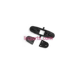 MJX F49 F649 helicopter Spare Parts: Main Blade Grip Set