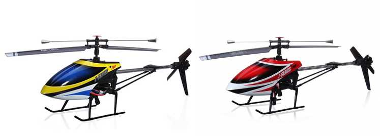 MJX F49 F649 RC Helicopter
