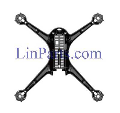 MJX Bugs 2 WIFI Brushless Drone Spare Parts: Lower board [Black]