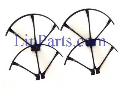 MJX Bugs 3 RC Quadcopter Spare Parts: Outer frame