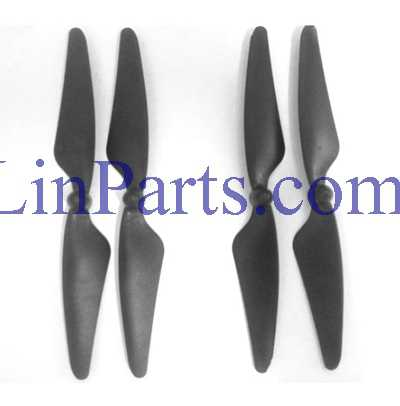 MJX Bugs 3 RC Quadcopter Spare Parts: Blades set