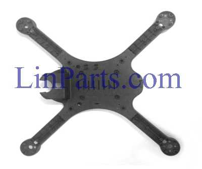 MJX Bugs 3 RC Quadcopter Spare Parts: Lower board [Black]