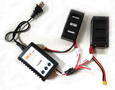 MJX Bugs 3 RC Quadcopter Spare Parts: Battery Kit