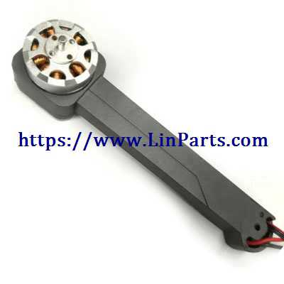 MJX Bugs 4W Brushless Drone Spare Parts: Front left arm
