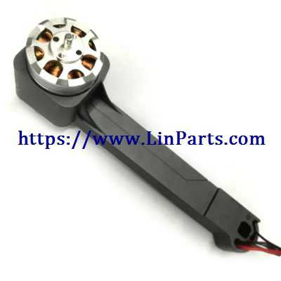 MJX Bugs 4W Brushless Drone Spare Parts: Rear right arm