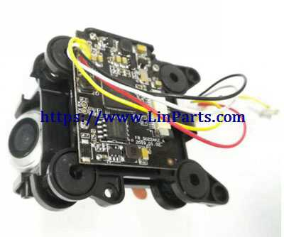 MJX Bugs 4W 4K Brushless Drone Spare Parts:4K new version Camera Component