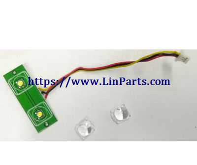 MJX Bugs 4W Brushless Drone Spare Parts: Light flow board