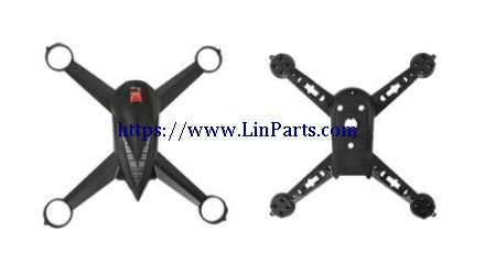 MJX BUGS 5 W Brushless Drone Spare Parts: Upper Head + Lower Board