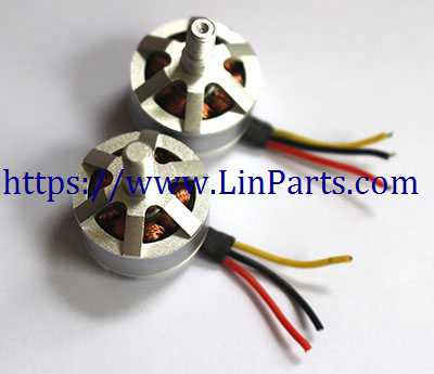 MJX BUGS 5 W Brushless Drone Spare Parts: Forward motor + reverse motor