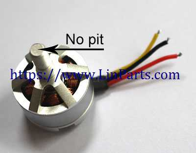 MJX BUGS 5 W Brushless Drone Spare Parts: Reversing Motor [Without Pits]