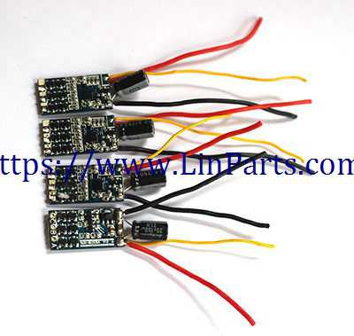 MJX BUGS 5 W Brushless Drone Spare Parts: Brushless ESC 1set [4pcs]