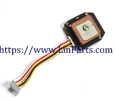 MJX BUGS 5 W 4K Brushless Drone Spare Parts: GPS module components