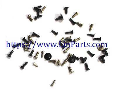MJX BUGS 5 W Brushless Drone Spare Parts: Screw Kit