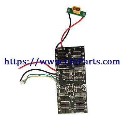 MJX BUGS 8 Pro Brushless Drone Spare Parts: ESC board B80012