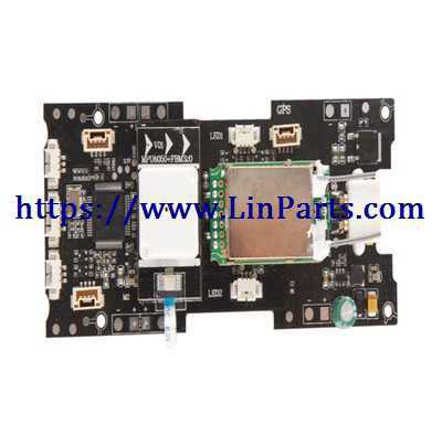 MJX BUGS 2 SE Brushless Drone Spare Parts: Receiver PCB