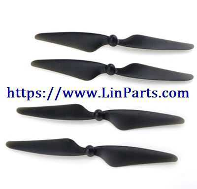 MJX BUGS 2 SE Brushless Drone Spare Parts: Blades set