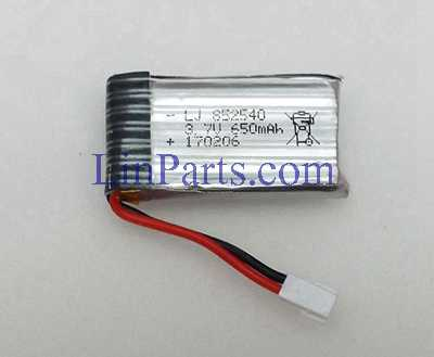 MJX X708 RC Quadcopter Spare Parts: Battery 3.7V 650mAh
