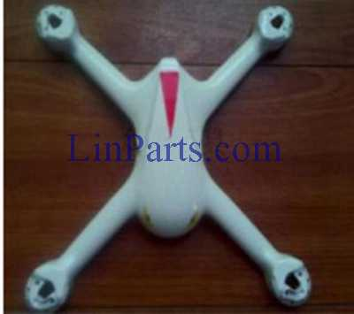 MJX X708 RC Quadcopter Spare Parts: Upper cover