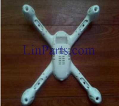 MJX X708 RC Quadcopter Spare Parts: Lower cover