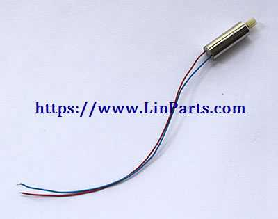 MJX X708P RC Quadcopter Spare Parts: Main motor(Red/Blue wire)?
