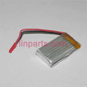 MJX T04 Spare Parts: Body battery