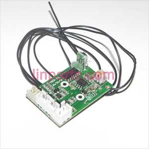 MJX T04 Spare Parts: PCB\Controller Equipement