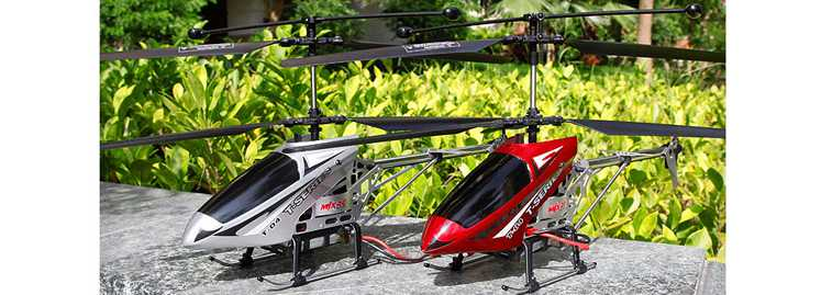 MJX T04 T604 RC Helicopter