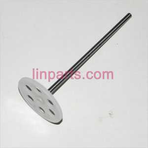 MJX T05 Spare Parts: Upper main gear+ Hollow pipe