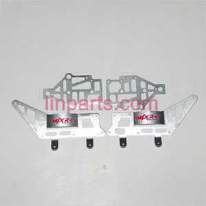 MJX T05 Spare Parts: Body aluminum
