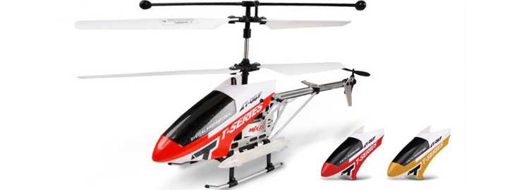 MJX T05 T605 RC Helicopter