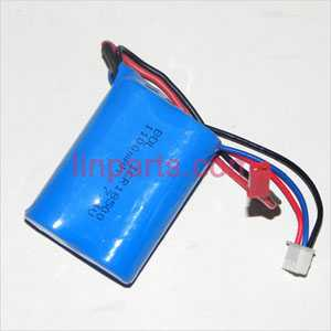 MJX T10/T11 Spare Parts: Body battery