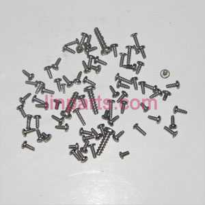 MJX T10/T11 Spare Parts: Screw pack
