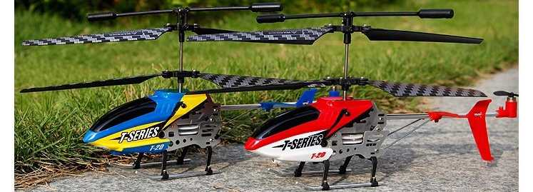 MJX T20 T620 RC Helicopter