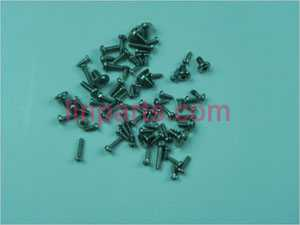 MJX T25 Spare Parts: Screw pack