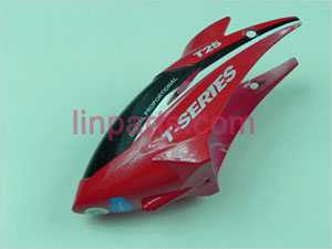 MJX T25 Spare Parts: Head coverCanopy