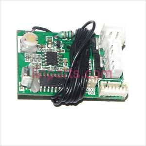 MJX T25 Spare Parts: PCB\Controller Equipement