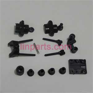 MJX T25 Spare Parts: Total big Fixed set