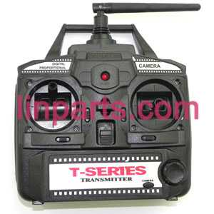 MJX RC Helicopter T41 T41C Spare Parts: Remote Control/Transmitte