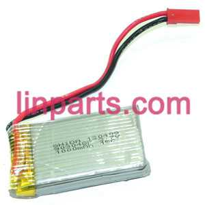 MJX RC Helicopter T41 T41C Spare Parts: battery(3.7V 1000mAh)
