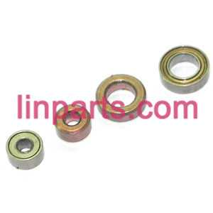 MJX RC Helicopter T41 T41C Spare Parts: bearing set