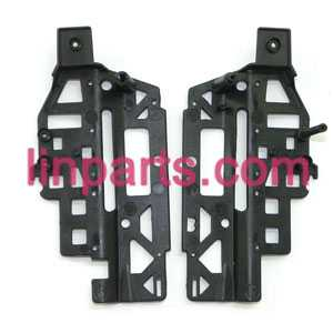 MJX RC Helicopter T41 T41C Spare Parts: outer frame