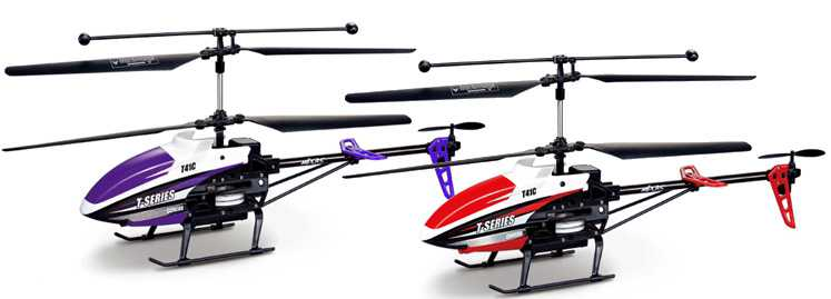 MJX T41 T41C RC Helicopter