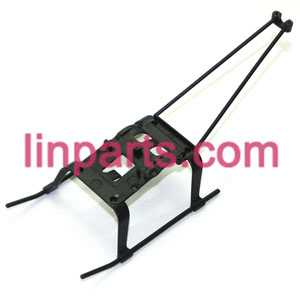 MJX RC Helicopter T42 T42C Spare Parts: Undercarriage\Landing skid